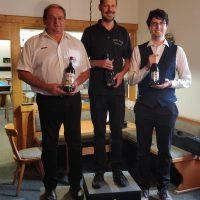 Meisterschaft Klasse III im Dreiband – David Nürnberger gewinnt mit Abstand